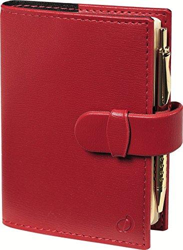 Quo Vadis 209169Q Soho Agenda Mini 7 x 10 cm Rosso PDF