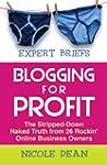 Expert Briefs: Blogging for Profit: T...