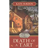 Death of a Tart (Peggy Jean Turner Mysteries) ~ Kate Borden