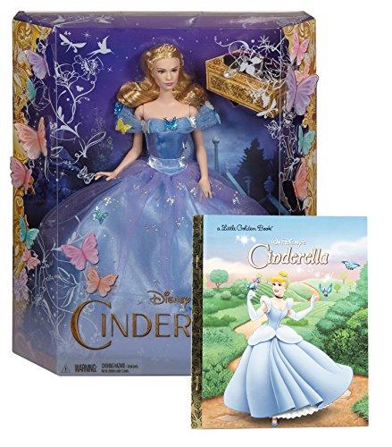 Disney Princess Royal Ball Cinderella Doll: Maven Gifts: Disney Cinderella Bundle