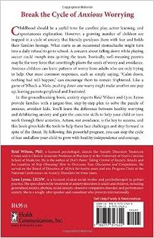 Anxious Kids Anxious Parents Audio Book