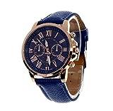 Women Watch,SMTSMT Women's Numerals Quartz Wrist Watch-Dark Blue