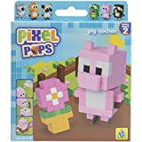 The Orb Factory Pixel Pops Pig Building Kit