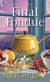 Book Cover: Final Fondue