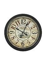 Galileo Reloj De Pared The Journey