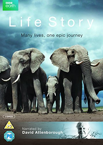 David Attenborough - Life Story [DVD]