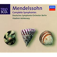 "Mendelssohn: Symphony No.2 in B flat, Op.52 - ""Hymn of Praise"" - 1. Sinfonia: Allegretto un poco agitato"
