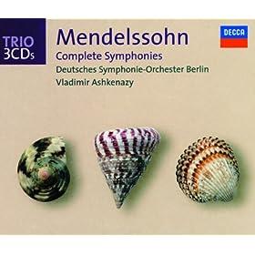 """Mendelssohn: Symphony No.2 in B flat, Op.52 - """"Hymn of Praise"""" - 5. """"Ich harrete des Herrn"""". """"Wohl dem, der seine Hoffnu"""