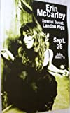 Erin-McCarley-Poster---Concert-Flyer---Love-Save-the-Empty-Tour