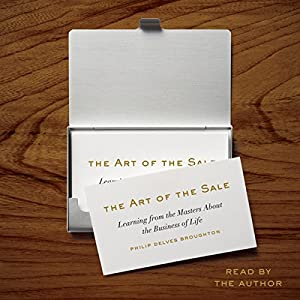 The Art of the Sale Hörbuch