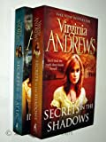 Virginia Andrews Secrets Series - 2 Books - Secrets in the Shadows / Secrets in the Attic Virginia Andrews