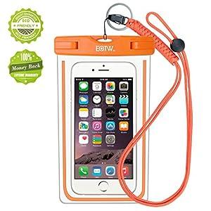iPhone6/Samsung 防水ケース EOTW 防水携帯ケース