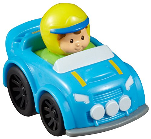 Fisher-Price Little People Wheelies Rally