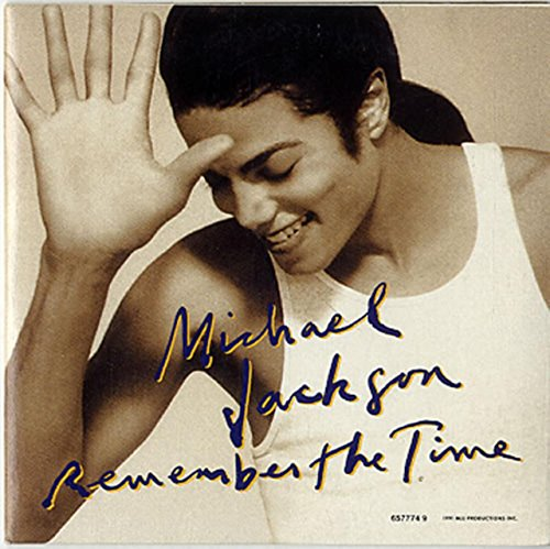 Michael Jackson - Remember The Time [1992]