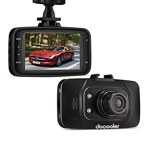"Dodocool 2.7"" Full HD 1080P Auto Kamera DVR Recorder LCD Camcorder car Video"
