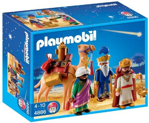 Reyes Magos Playmobil 4886