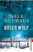 B�ser Wolf: Kriminalroman