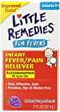 Little Remedies Infant Acetaminophen Fever/Pain Reliever, Grape Flavor, 2 Ounce