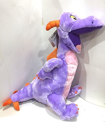 walt-disney-world-figment-epcot-purple-dragon-15-inch-plush-doll-new-by-disney