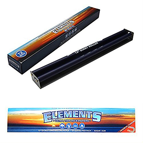 Bundle-2-Items-Elements-12-Inch-Rolling-Machine-with-Elements-12-Inch-Rolling-Paper