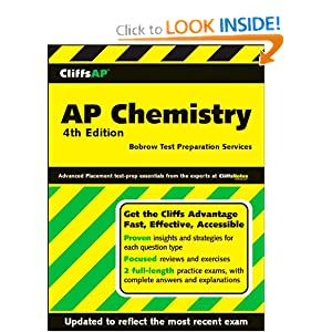 CliffsAP Chemistry, 4th Edition e-book downloads