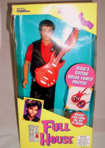 Full House Rockin' Jesse Doll (Full Doll House compare prices)