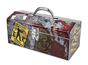 Sainty International 24-059 Zombie Art Deco Tool Box