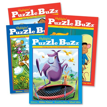 highlights-puzzle-buzz-set-of-4