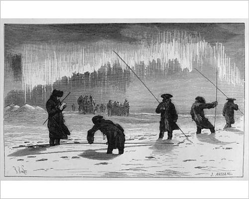 Photographic Print Of Maupertuis In Lapland
