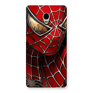 Special Spide Two Red Back Case Cover for Lenovo Vibe P1