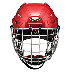 Tour Hockey Spartan Gx Hocley Helmet with Cage by Tour Hockey