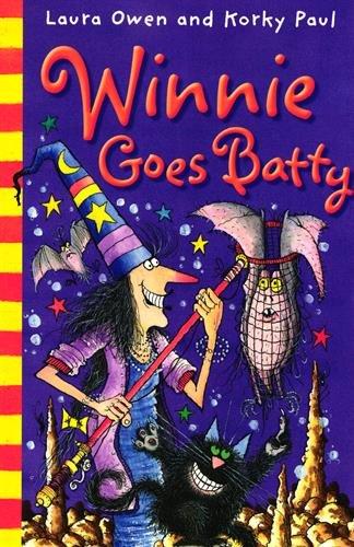Winnie Goes Batty (Winnie the Witch)
