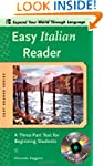 Easy Italian Reader w/CD-ROM: A Three...