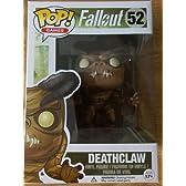 Funko POP Games Fallout Deathclaw ゲームフォールアウト Deathclaw アクションフィギュア [並行輸入品]