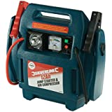 Silverline Silverstorm 234578 Jump Starter and Air Compressor 12 A