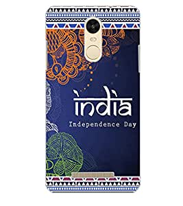 XIAOMI REDMINOTE 3 INDIA Back Cover by PRINTSWAG