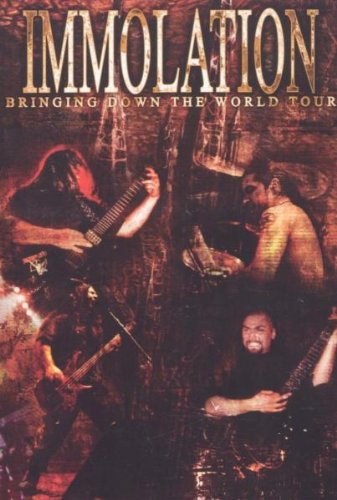Immolation-Bringing Down The World T - Dvd
