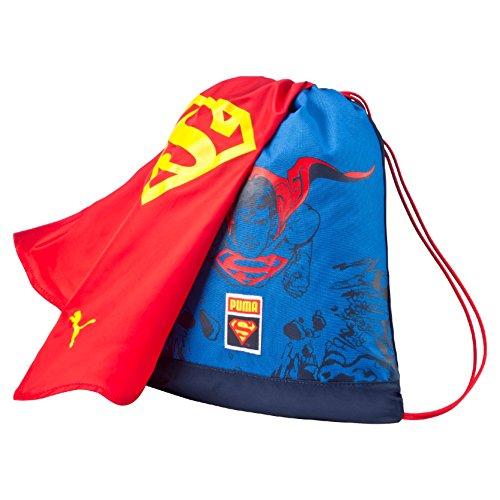 Puma Superman Gym Sacca per Bambino, Blu (Princess Blue)