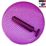 Air Stability Wobble Cushion, Purple,...