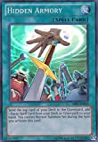 Yu-Gi-Oh! - Hidden Armory (AP01-EN012) - Astral Pack: Booster One - Unlimited Edition - Super Rare