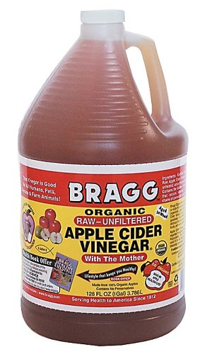 Bragg - Apple Cider Vinegar, gallon, 1 liquid