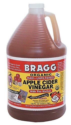 Bragg - Apple Cider Vinegar, gallon, 1 liquid