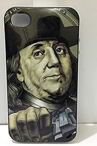 ECellStreet Premium Fancy Back Case Cover Back Cover For Apple Iphone 4 4G 4S - Nepolean Bonaparte