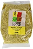 Mintons Good Food Pre-packed Organic Bulgar Wheat Crse (Pack of 10)