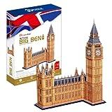 3D立体パズル ビッグ・ベン BIGサイズ