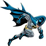 Batman bold justice peel and stick giant wandtattoos for Batman wandtattoo