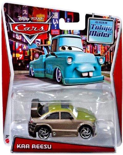 2014 Disney Pixar Cars Tokyo Mater - Kaa Reesu - 1
