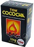 TOM Cococha Kokoskohle Gelb 1kg