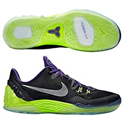Nike Zoom Kobe Venomenon 5 V Men Basketball Shoes New Black Purple Volt