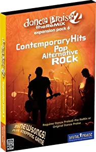 Dance Praise Remix: Expansion Pack 6: Contemporary Hits, Pop Alternative Rock - PC/Mac